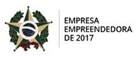 Símbolo Empresa Empreendedora de 2017