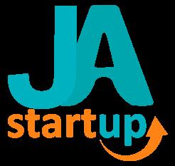 Logo JA Startup