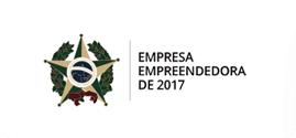 Logo Empresa Empreendedora de 2017