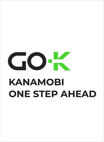 Banner com logo da Go-K - Mobile